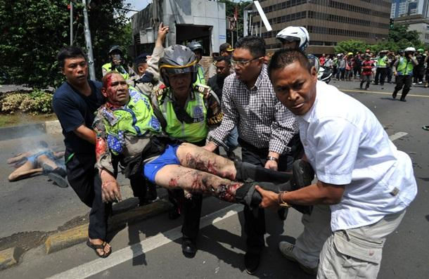 Indonesia-terrorists