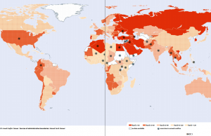 global-militarization-index-world-map